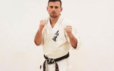 Karate Seminar mit Simon Klobe, Berlin 5. Dan Shorin Ryu Karate